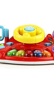 Brinquedos de Faz de Conta Brinquedos Musicais Hobbies de Lazer Brinquedos Novidades Instrumentos Musicais Plástico Arco-ÍrisPara Meninos