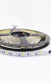fleksibel ledet stripen rgb IP20 ikke-vanntett 300 smd dekorative lys 5050 60 leds / m 12v dc 1 stk