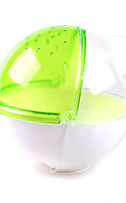 설치류 토끼장 플라스틱 녹색