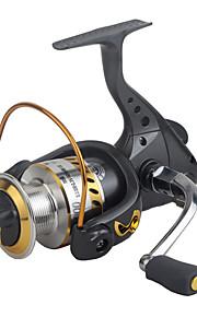 リール スピニングリール 2.6:1 13 ボールベアリング 交換可能 一般的な釣り-DF4000