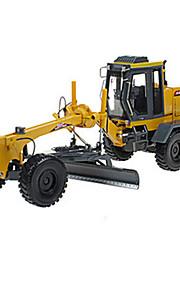 Véhicule de Construction Jouets Jouets de voiture 1:28 Métal ABS Plastique Jaune Maquette & Jeu de Construction