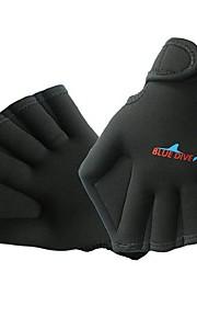 Rękawicę nurkowe Bez palców Rękawice Lobster-claw Rękawiczki sportowe Sport i rekreacja NurkowanieKeep Warm Szybkoschnąca Ochronne