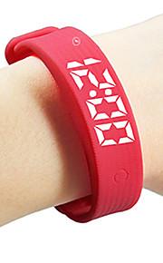 Smart Bracelet Inteligentna bransoletkaWodoszczelny Długi czas czuwania Spalone kalorie Krokomierze Sportowy Budzik Śledzenie odległości
