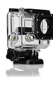 Accessories For GoPro Waterproof Housing Waterproof  Convenient For-Action Camera Gopro Hero 3  Gopro Hero 3  Gopro Hero 4Universal