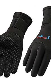 Rękawicę nurkowe Full Finger Rękawiczki zimowe Rękawiczki sportowe Narciarstwo Sport i rekreacja Łyżwy, rolki NurkowanieKeep Warm