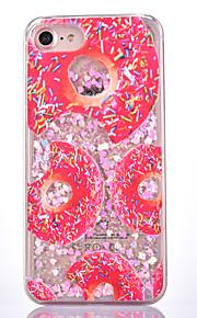 För Flytande vätska Mönster fodral Skal fodral Frukt Hårt PC för AppleiPhone 7 Plus iPhone 7 iPhone 6s Plus/6 Plus iPhone 6s/6 iPhone