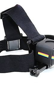 TELESIN GP-HMS-T04 Straps For Others SkyDiving Surfing/SUP Rock Climbing Travel Ski/Snowboarding Bike/Cycling