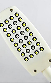Akvarier LED-belysning Hvidt Energibesparende LED lampe 220V