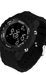 Masculino Relógio Esportivo Relógio Militar Relógio Inteligente Relógio de Moda Relógio de Pulso Digital Quartzo JaponêsLED Podômetro