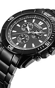 Masculino Mulheres Unissex Relógio Esportivo Relógio Elegante Relógio de Moda Relógio de Pulso Quartzo Lega Banda Pendente CasualCores