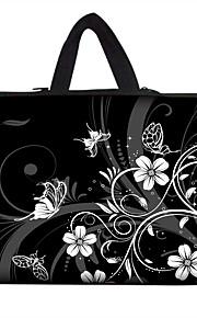 för macbook air pro 11,3 '' 13,6 '' 15.4 '' laptop ärmar vattentät mjuk täck bärbara handväskor flexibla färgrik målning