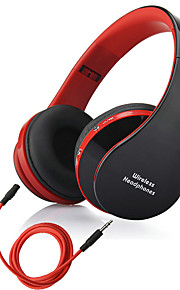 Neutral produkt BT Trådløs høretelefonForMedieafspiller/Tablet Mobiltelefon ComputerWithMed Mikrofon DJ Lydstyrke Kontrol Gaming Sport
