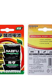 1 alkaliska batterier två tabletter för varmvattenberedare / gasspis gas / ficklampsbatteri