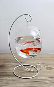 Mini Aquariums Decoration Glass Fish Tank Transparent