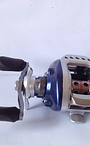 Fishing Reel Trolling Reels 6.3:1 3 Ball Bearings Right-handed Sea Fishing-YZ2000