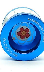 Professionel Yoyo Hobbylegetøj Cirkelformet Aluminium Gaver