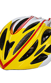 KY-039 Sports Unisex Bike Helmet 27 Vents Cycling Cycling Mountain Cycling Road Cycling Recreational Cycling Hiking Climbing PC EPSYellow Red