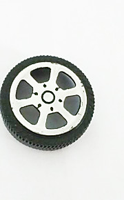 Crab Kingdom®  35*3MM The Wheels 5 is installed
