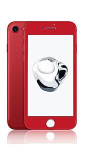 zxd קצה רך אדום בסין עבור זכוכית מחוסמת כיסוי מלא 3D מגן מסך iphone6s / 6 חלקה כיסוי בוהק אנטי