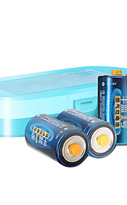 Fenglan R20P d koolstofatomen zinkbatterij 1.5V 4 stuks