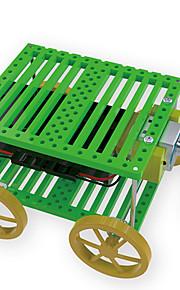 Legetøj Til Drenge Opdagelse Legesager GDS-sæt Pædagogisk legetøj Køretøj Vindmølle ABS Grøn