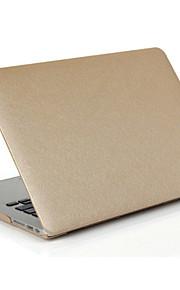 siden mönster PU läder hårt fall för beskyddfilm för macbook air 11,6 13,3
