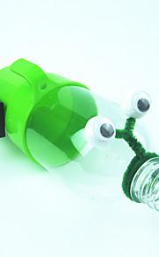 Legetøj Til Drenge Opdagelse Legesager Videnskabs- og ingeniørlegetøj Cylinder-formet Metal Plastik Grøn