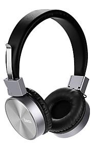 귀 모니터 스튜디오 헤드폰으로 마이크 브랜드 hoco 새로운 W2 유선 헤드폰 스튜디오 DJ 헤드폰 스테레오 헤드셋 3.5mm의 DJ가