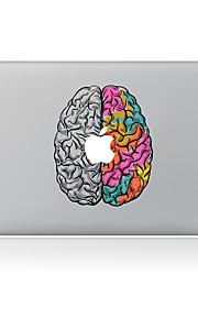 1枚 傷防止 幾何学模様 透明ベースプラスチック ボディーステッカー パターン のためにMacBook Pro 15'' with Retina MacBook Proの15 '' MacBook Pro 13'' with Retina MacBook Proの13 ''