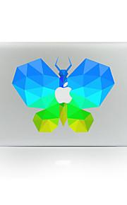 1枚 傷防止 アニマル 透明ベースプラスチック ボディーステッカー パターン 発光性 のためにMacBook Pro 15'' with Retina MacBook Proの15 '' MacBook Pro 13'' with Retina MacBook Proの13