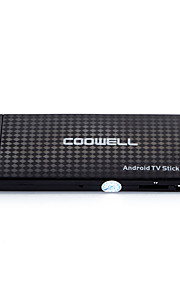 COOWELL  V5 Amlogic S905X Quad Core Android 6.0  TV Dongle RAM 1G  ROM  8G  WIFI  Without Bluetooth