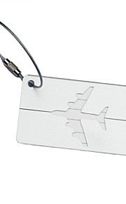 Travel Luggage Tag Portable Alloy