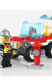 Blocos de Construir para presente Blocos de Construir Modelo e Blocos de Construção 5 a 7 Anos Brinquedos