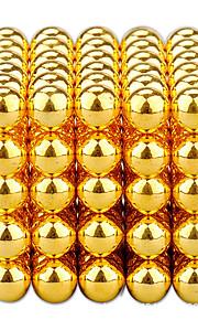 Jouets Aimantés 125 Pièces MM Soulage le Stress Jouets Aimantés Cubes magiques Gadgets de Bureau Casse-tête Cube Pour cadeau
