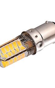 3W BA15d LED-lamper med G-sokkel T 40 SMD 5730 200-300 lm Varm hvit Kjølig hvit AC110 AC220 V 1 stk.