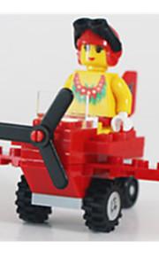 Blocos de Construir para presente Blocos de Construir Modelo e Blocos de Construção Aeronave 5 a 7 Anos Brinquedos