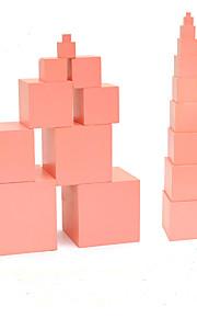 Quebra-cabeças Brinquedo Educativo Blocos de construção Brinquedos Faça Você Mesmo Forma Cilindrica 1 Hobbies de Lazer