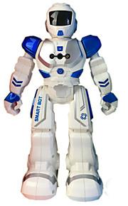 Robô 2.4G Controle Remoto Cantando Dançando Caminhada Balancing auto inteligente ProgramávelEletrônica Kids ' Figuras Brinquedos e