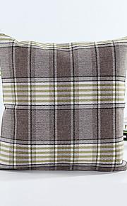 1 stk Bomull Putevar,Stripete Geometrisk Moderne / Nutidig Traditionel / Klassisk