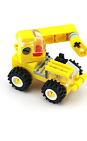 Blocos de Construir para presente Blocos de Construir Modelo e Blocos de Construção Circular 5 a 7 Anos Brinquedos
