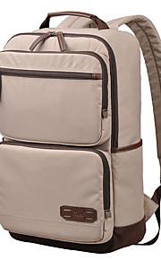 Plecak na Solid Renkli Polyester Materiał