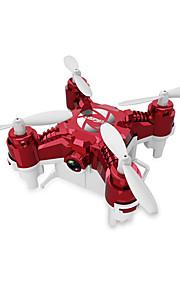 Drone RC 4CH 6 Eixos 2.4G Com Câmera HD de 2.0MP Quadcópero com CRIluminação De LED Retorno Com 1 Botão Auto-Decolagem Modo Espelho