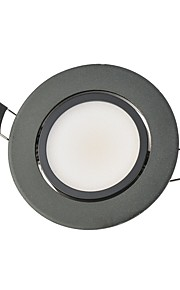 3W 2G11 LED-neerstralers Verzonken ombouw 1 COB 250 lm Warm wit Koel wit Decoratief V 1 stuks