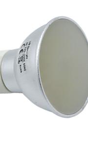 5W GU10 GU5.3(MR16) LED-spotpærer MR16 128 SMD 3014 400-500 lm Varm hvit Kjølig hvit Naturlig hvit Dimbar Dekorativ AC 220-240 AC 110-130