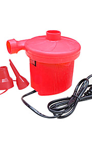 Soccer Ball Pump & Needle Quick-Fill AC Electric Air Pump 220Volt for soccer ball inflating airbeds rafts and more
