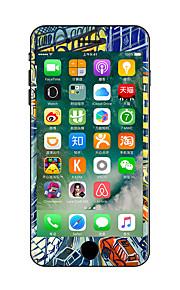 1 pezzo Anti-graffi Cartone animato Di plastica trasparente Decalcomanie Fosforescente A fantasia PeriPhone 7 Plus iPhone 7 iPhone 6s