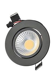 3W 2G11 LED Deckenstrahler Eingebauter Retrofit 1 COB 250 lm Warmes Weiß Kühles Weiß Dekorativ V 1 Stück