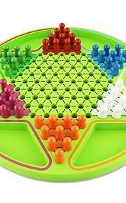 Brettspill Sirkelformet Tre