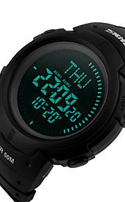 Relógio Inteligente Impermeável Suspensão Longa Esportivo Multifunções BussolaTemporizador Cronómetro Relogio Despertador Cronógrafo