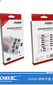 DOBE Switch Game Card Box Expansion Card Slot TNS - 856